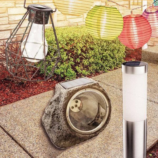 Solar lámpák