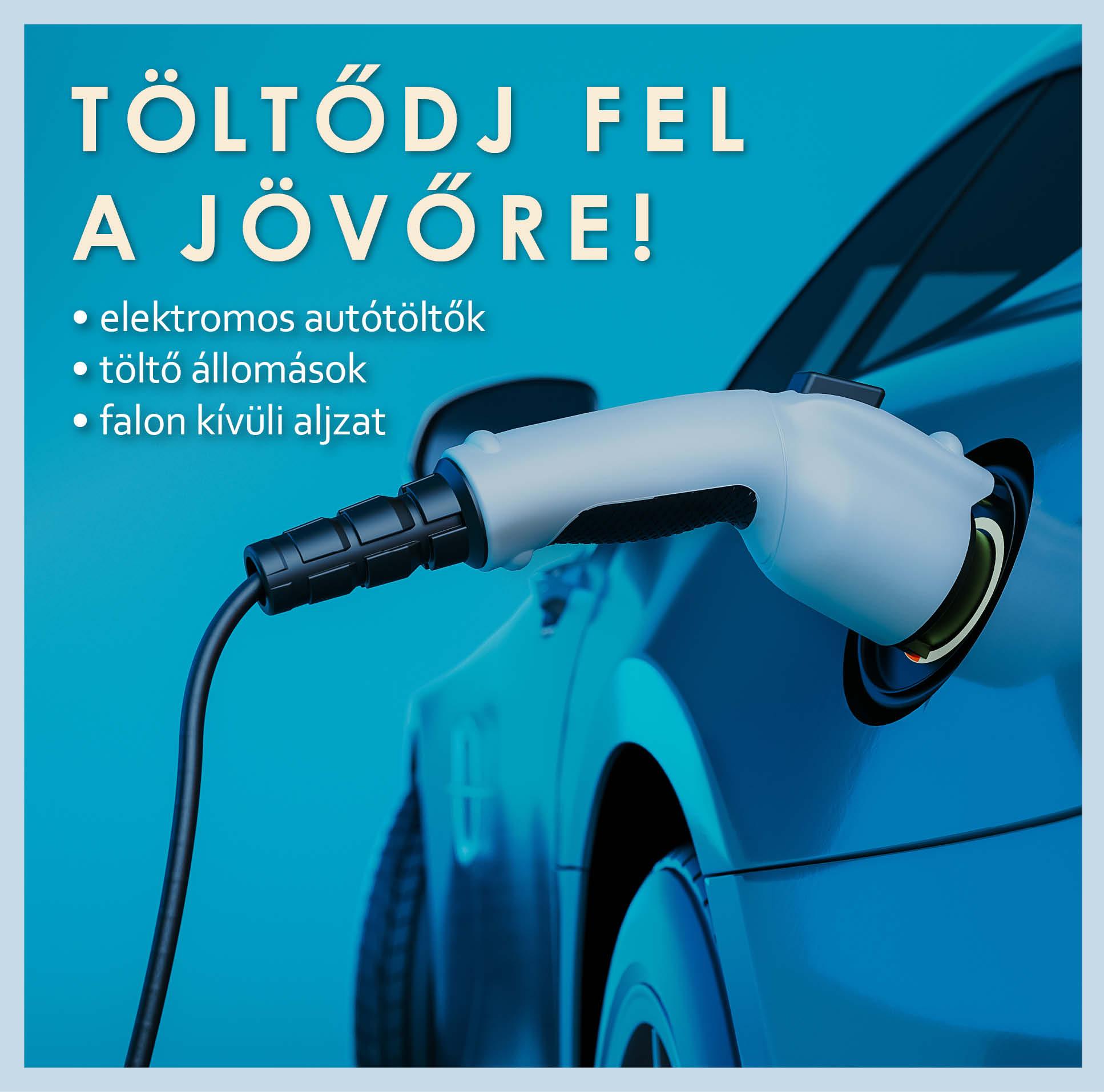 Elektromos autó töltő