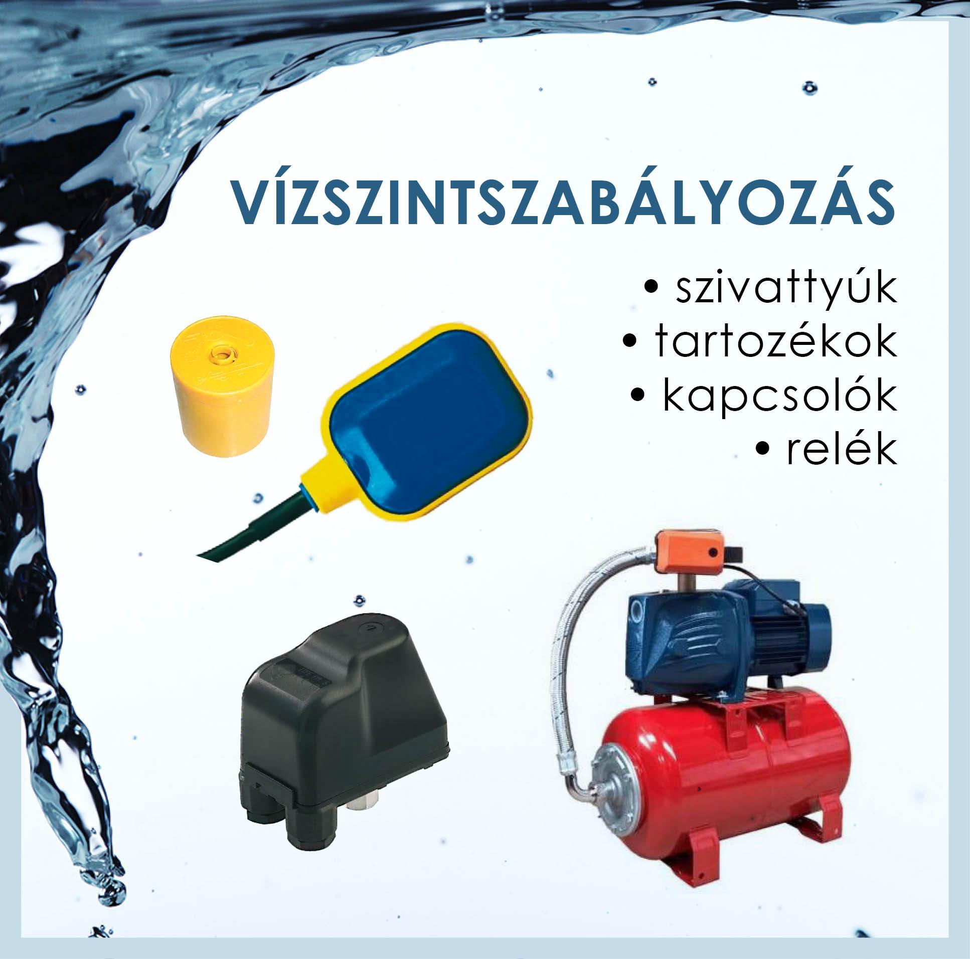 Vízszintszabályozás