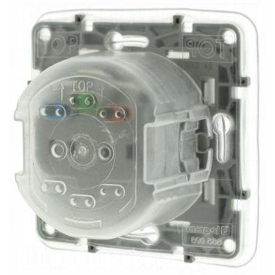 Niloé IP44 műanyag védőburkolat