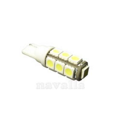 LED T10 1W 123lm 6000-6500K HIDEG