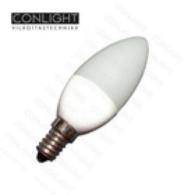LED GYERTYA E14 3,5W 295lm