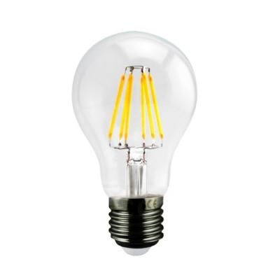 LED Filament E27 6W WW 6LED 600lm
