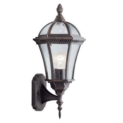 CAPRI kültéri fali lámpa 1*E27