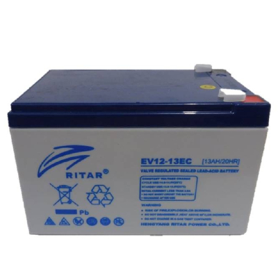 Ritar EV12-13EC-F2 12V 13Ah elektromos járműmeghajtó akkumulátor