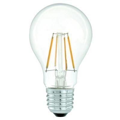 LED E27 4W LED A60 FILAMENT CLEAR