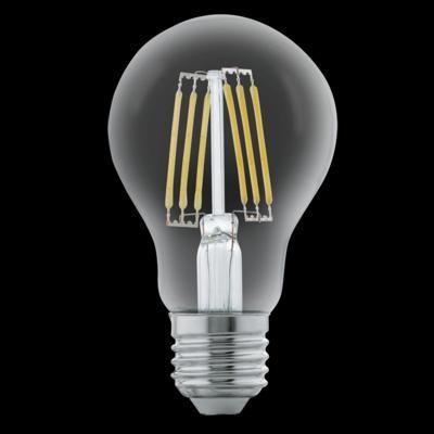 LED E27 6W LED A60 FILAMENT CLEAR