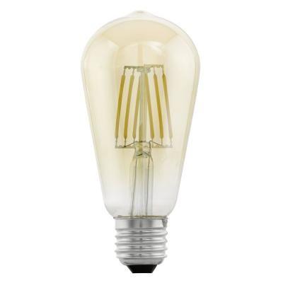 LED E27 ST64 1x4W 2200K