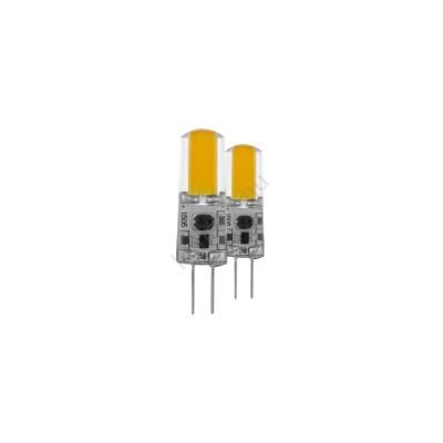 LED-es fényforrás G4 2x1,8W 2700K