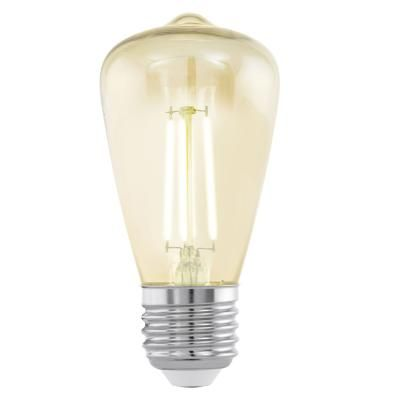 LED-es fényforrás E27 ST48 1x3,5W