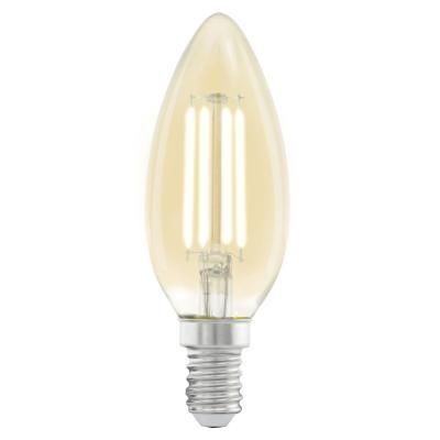 LED E14 1x4W 2200K GYERTYA