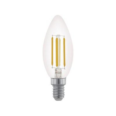 LED E14 gyertya 3,5W 2700K