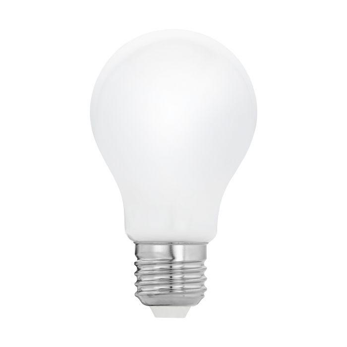 LED  E27 G80 7W 4000K 806Lm opál@
