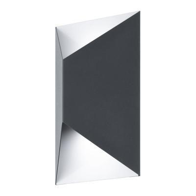 PREDAZZO kültéri fali 2x2,5W LED