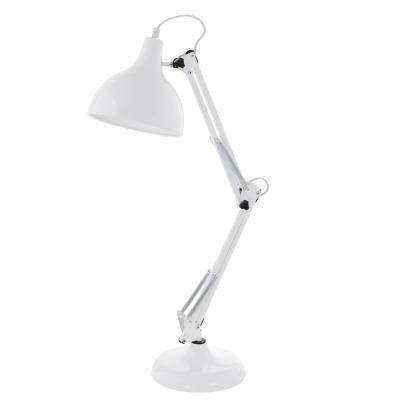 BORGILLIO Asztali E27 60W fehér