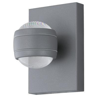 SESIMBA Kült.LED-es fali 2x3,7W