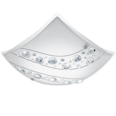 NERINI LED-es mennyezeti 16W szögl.