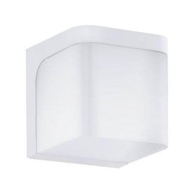 JORBA Kültéri LED fali 6W IP44 feh.