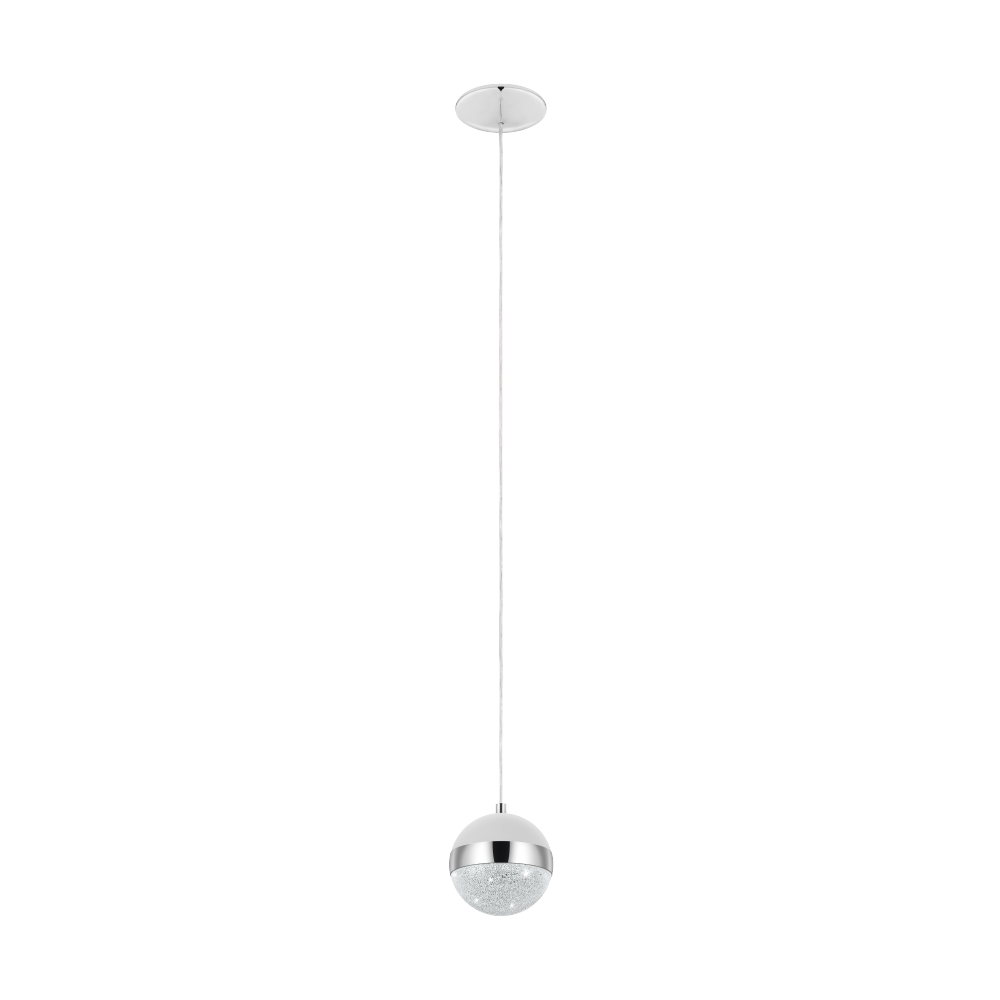 LICOROTO Led függ G9 3W króm