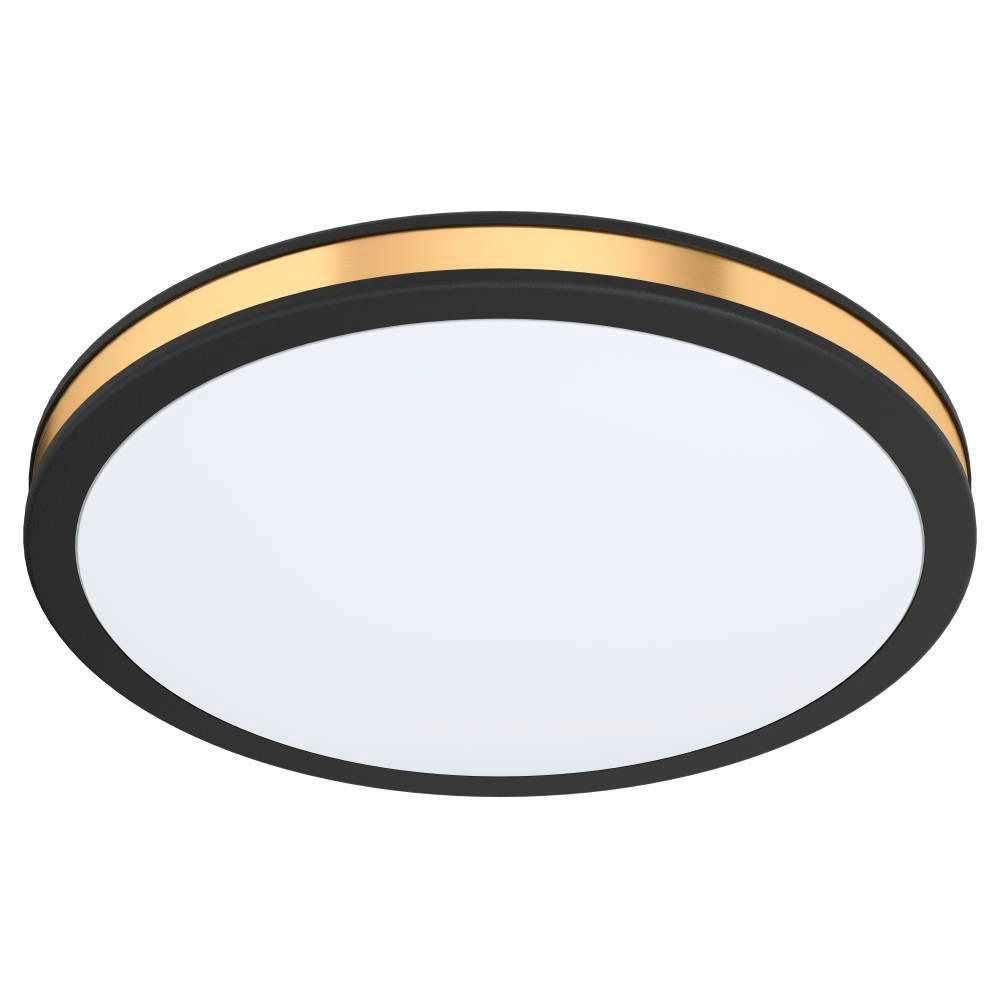 PESCAITO LED menny 12W 28cm fekete