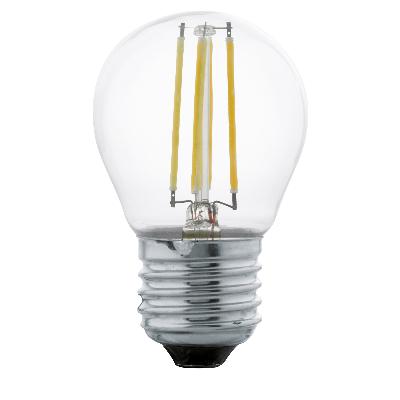 Fényforrás LED E27 G45 4W 2700K