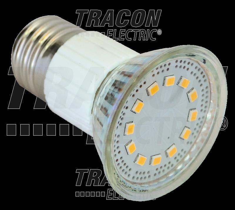 LED E27 12SMDLED 3W 230V 6400K 23