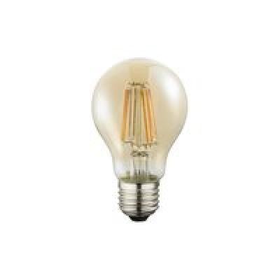 Fényforrás LED,  D:60, H:106, inkl. 1xE27 LED 6,5W 230V, 630lm, 2200K
