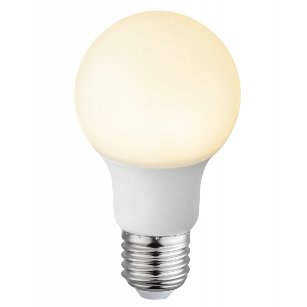 Fényforrás LED,  D:60, H:110, inkl. 1xE27 9W 230V, 810lm, 3000K