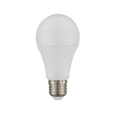 Fényforrás LED, opál üveg. fényerő-szabályozható. O:60, H:120, inkl. 1xE27 10W 230V, 810lm Source, 810lm,  4000K