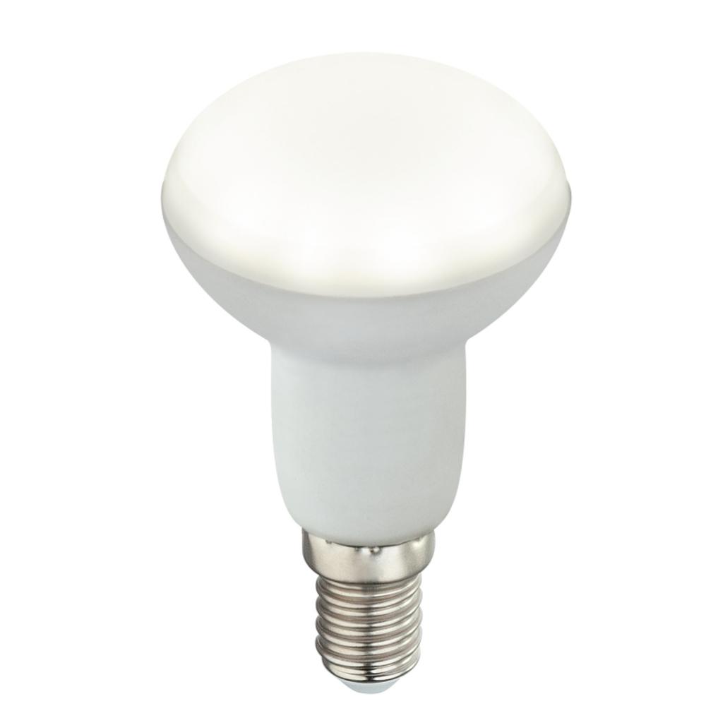 Fényforrás LED,  R50, D:50, H:86, inkl. 1xE14 LED 5W 230V, 396lm, 3000K