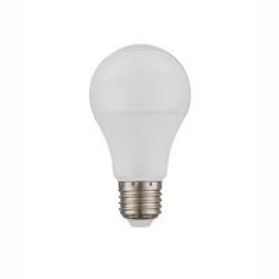 Fényforrás LED,  D:60, H:110, inkl. 1xE27 RGB 7W 230V, 470lm, 3000K