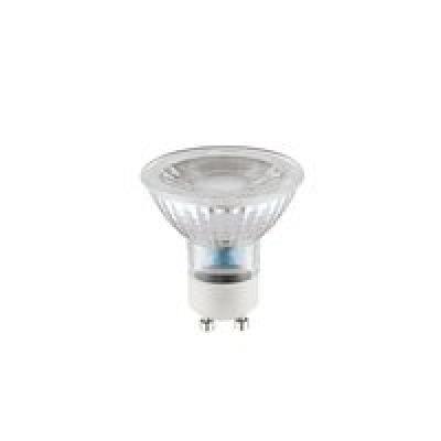 Fényforrás LED,  D:50, H:53, inkl. 1xGU10 LED 7W 230V, 570lm, 3000K