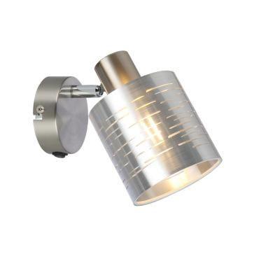 MURCIA Spot 1xE14 40W ezüst fém