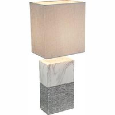 JEREMY  Asztali lámpa 1xE27 40W 230