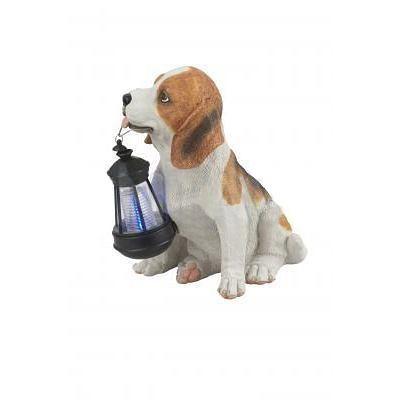 SOLAR lámpás kutya 1xLED 0,06W
