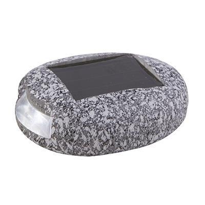 SOLAR kicsi kövek 85x65x25,LED 0,0