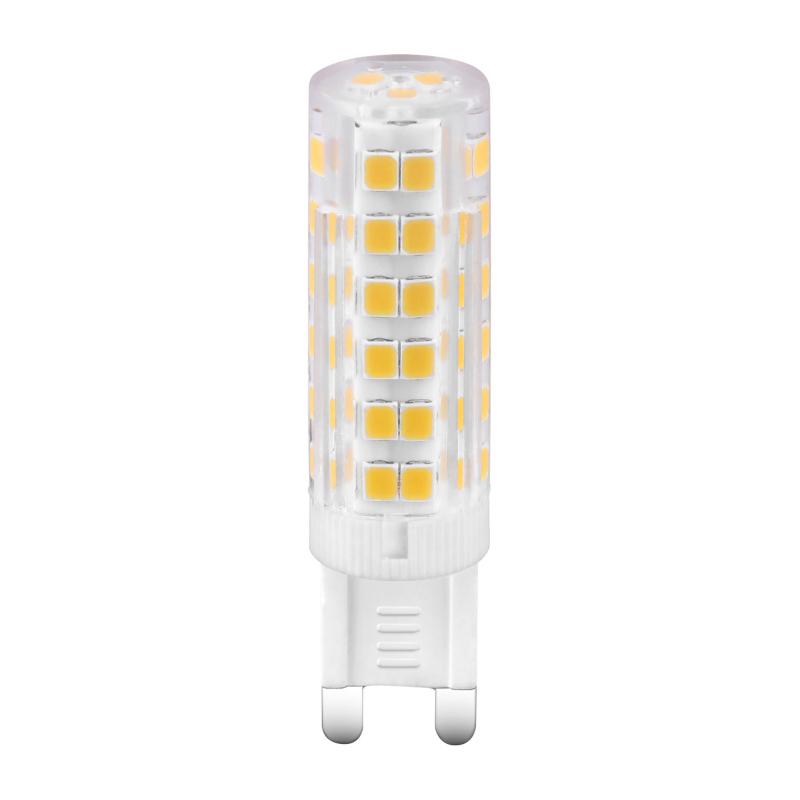 Fényforrás LED, D:15,5, H:60, inkl. 1xG9 LED 4W 230V, 400lm, 3000K