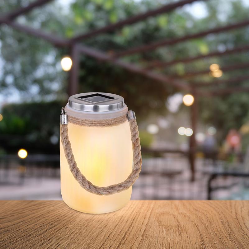 SOLAR mécses lp.tejüveg,30×0,06W L