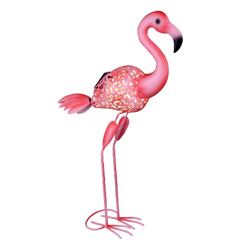 SOLAR Flamingo,LED 0,06W,340×160×7