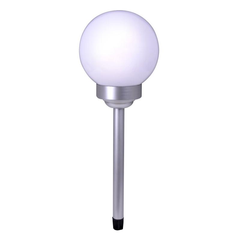 SOLÁR LED 15cm 2XLED/0,005W Gömb