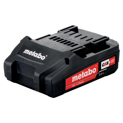 Metabo akkuegység 18 V 2,0 AH Li-Power