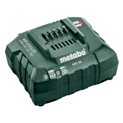 Metabo ASC 55 12 - 36V Akkumulátor töltő 12V / 36V AIR COOLED