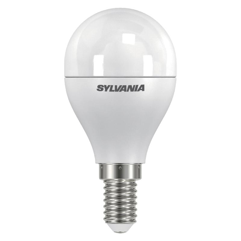 LED GÖMB E14  5,6W 2700K DIMM