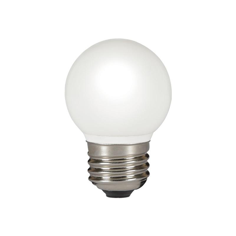 LED GÖMB E27  0,5W FH IP44