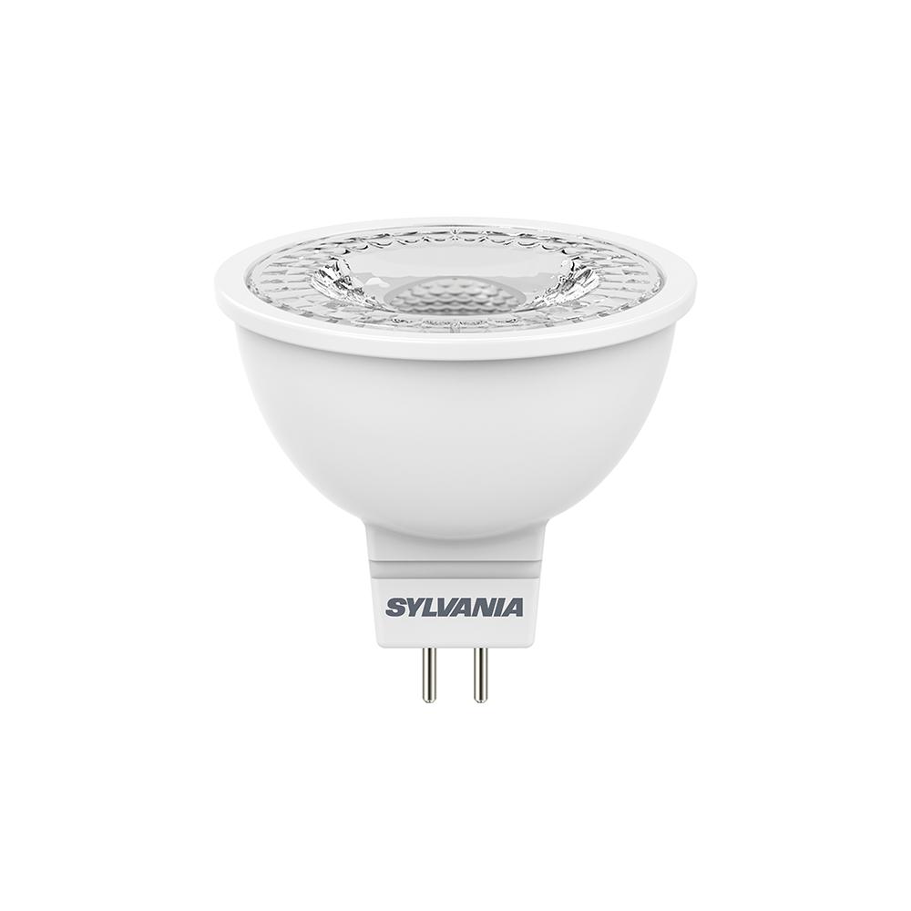 LED GU5.3  5,5W 12V 3000K 345lm 36°@