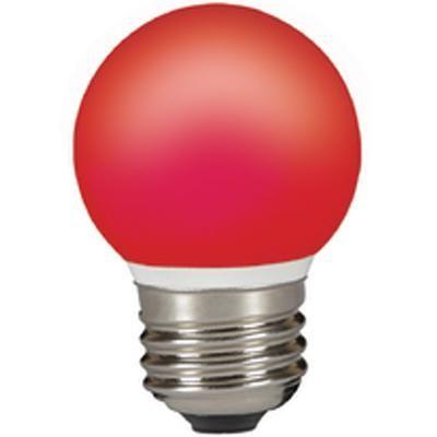 LED GÖMB E27  0,5W PIROS IP44@