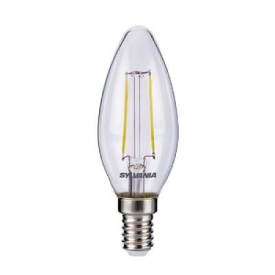 LED GYERTYA E14 2,0W 2700K FILAMENT