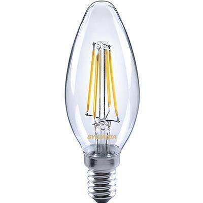 LED GYERTYA E14 4 W 2700K FILAMENT