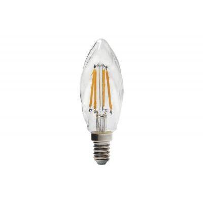 LED GYERTYA E14 3,9W 2700K FILAMENT