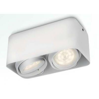 AFZELIA Menny.lp.2x4,5W LED fehér